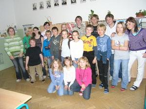 Členové školního parlamentu