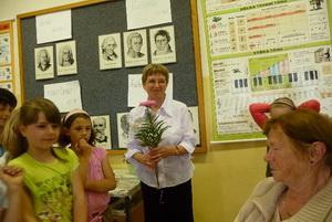Zpívali jsme babičkám a maminkám