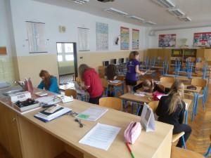 VÝSLEDKY BIOLOGICKÉ OLYMPIÁDY - školní kolo - kategorie C a kategorie D
