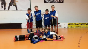 Úspěchy našich žáků na florbalových turnajích