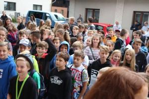 Slavnostní zahájení školního roku