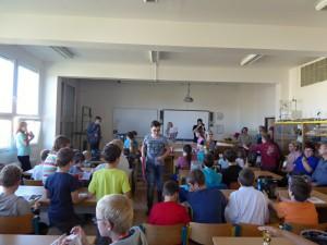 Povltavské setkání Baltíků v Českých Budějovicích