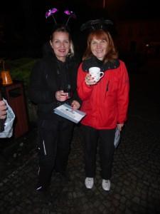Noční pochod 2017