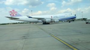 Exkurze čtvrtých tříd na letiště Václava Havla v Praze