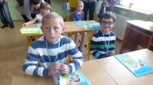 Zahájení školního roku 2018/19 - 1.A