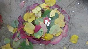 Podzimní tvoření 5. A