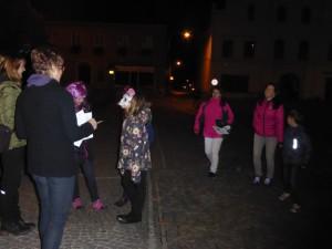 Noční pochod 2018